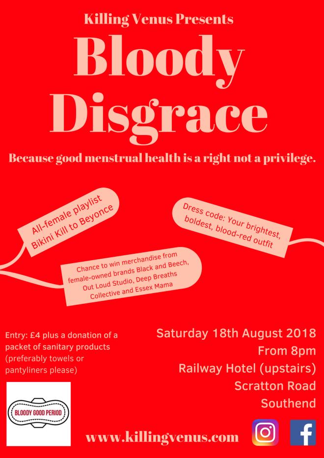 Bloody Disgrace