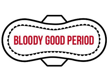 Bloody Good Period Logo